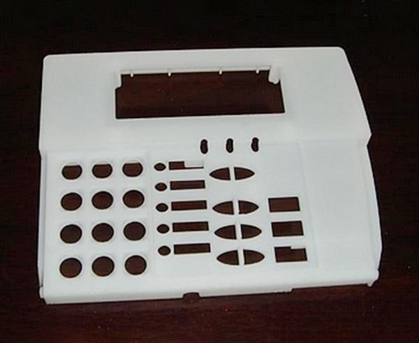 快速原型塑胶手板制作可在产品开发周期任何阶段使用